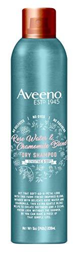 Aveeno Aveeno Shampoo Dry Rosewater & Chamomile Blend 5oz, 5 Ounce