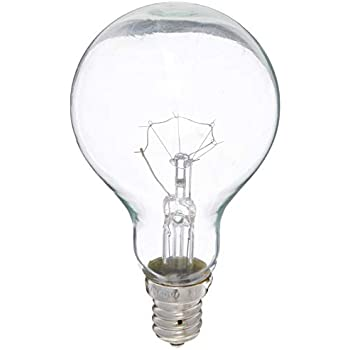 Feit Ceiling Fan Bulb 40w 120v Clear Candelabra E12 Base