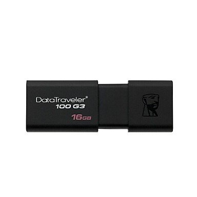 Kingston DataTraveler 100 G3 16GB USB3.0 Flash Pen Drive
