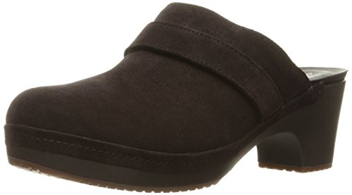 Pictures of Crocs Women's Sarah Suede Clog Mule 6.5 M US 1