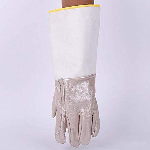 GF Gloves 1683M-12 Exclusive Heat Resistant Oven Gloves 13 Long Sleeve Withstands Extreme Heat 13 Long Sleeve G /& F Products Medium Pack of 12