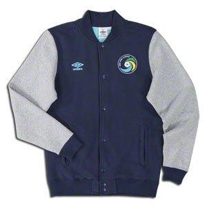 Cosmos Umbro NY azul marino XL chaqueta de forro polar de Béisbol: Amazon.es: Ropa y accesorios