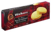 Highlander Shortbread - Walkers Homebake Highlander Shortbread, 4.7 Ounce - 12 per case.