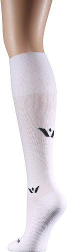 Siwftwick Performance Twelve Compression Socks, White, Medium