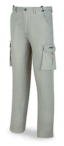 Pantalon elastico talla 46-48 gris Marca 588-PELASTG4648
