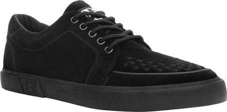 VLK K U Shoes Suede Black Black T Sneaker X8qZFF