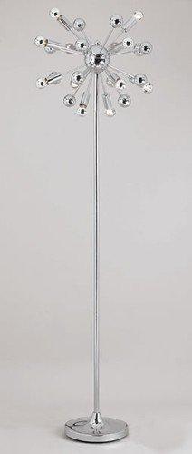 (AF Lighting 5691-FL Super Nova Twelve Light Floor Lamp)