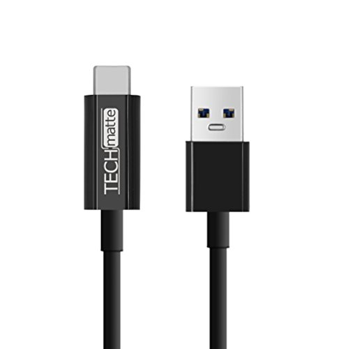 Cable TechMatte USB C Galaxy OnePlus