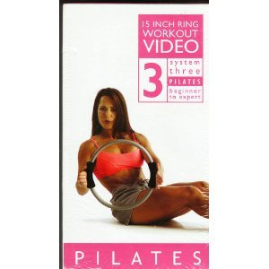 Pilates 15 Inch Ring Workout Video: System 3/beginner to Expert