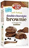 Enjoy Life Double Choc Brownie Cookie Gluten Free 6 Oz (Pack of 6)