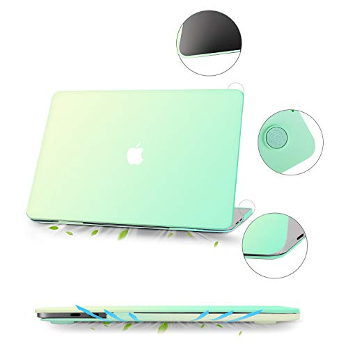 MacBook Pro 16 Inch Case 2019 Release A2141, Anban Ultra-Slim Plastic Hard Corner Protective Shell Cover with Keyboard Cover and Screen Protectro for Apple MacBook Pro 16 with Touch Bar and Touch ID