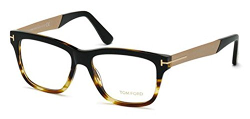 - TOM FORD Eyeglasses FT5372 005 Black