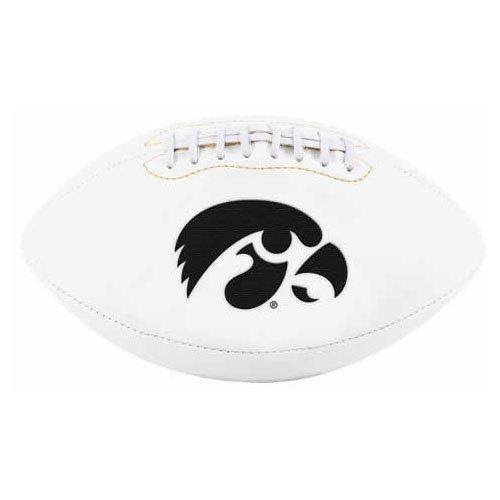 Ncaa Iowa Hawkeyes Leather Football - NCAA Signature Series College-Size Football