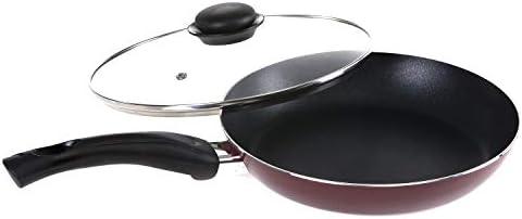 مقلاة رويال فورد، شاملة غطاء، غير لاصقة، طقم اواني المطبخ، طقم مقلاة مع غطاء 24 cm RF2951