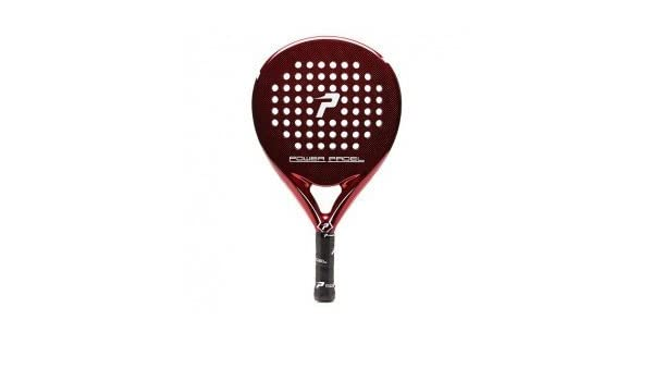 Pala Power Padel Red Brillo: Amazon.es: Deportes y aire libre