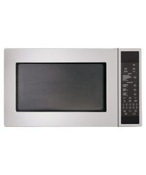 Fisher Paykel CMO-24SS-2 24' Convection Microwave Oven with 1.5 cu. ft. Capacity 10 Sensor Cook Settings Convection Removable Turntable and 2 Baking Racks: Stainless