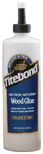 (Wood Glue, Molding And Trim, 16 Oz, Beige)