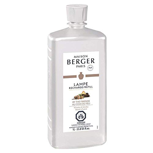 Under The Fig   Lampe Berger Fragrance Refill for Home Fragrance Oil Diffuser   Purifying and perfuming Your Home   33.8 Fluid Ounces - 1 Liter   More Than 40 Fragrances   Made in France ()