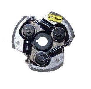 Embrague centrífugo de 3 zapatas para motocicleta infantil, minimoto, ATV, bicicleta de dirt y quad - 49 ccm: Amazon.es: Coche y moto