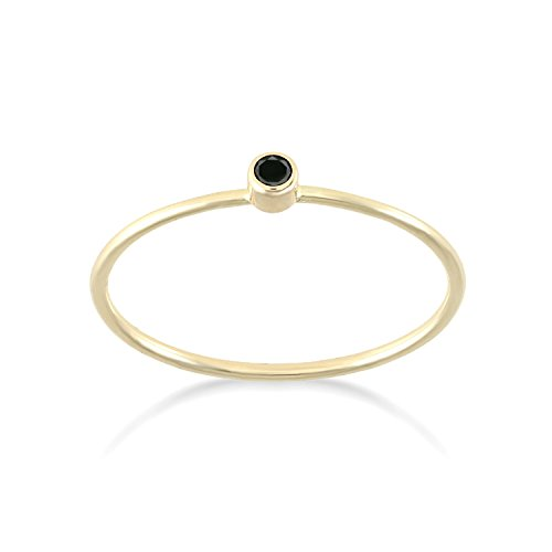 black-diamond-ring-14k-or-18k-white-rose-yellow-gold-women-jewelry-small-jewellery-stone-promise-ban