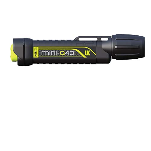 (Underwater Kinetics MiniQ40 MK2 250 Lumens Dive Light)