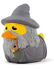 TUBBZ 5056280408796 Lord of The Rings Gandalf The Grey Collectible Rubber Duck Figine - Official Lord of The Rings Merchandise - Unieke Limited Edition Collectors Vinyl Gift