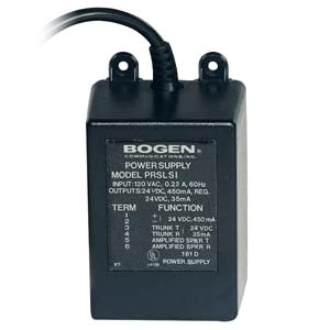 (Bogen Prslsi Ac Power Supply . Wall Mount