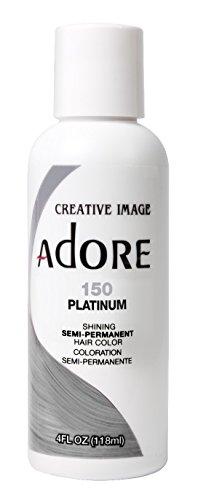 Adore Semi Permanent Haircolor Platinum Ounce product image