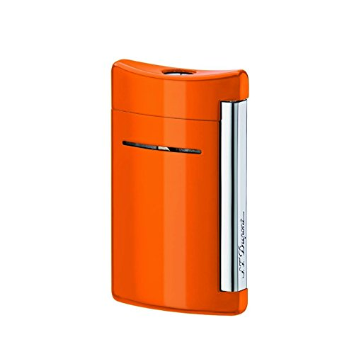 S.T. Dupont Orange Minijet ST Dupont Cigar Lighter