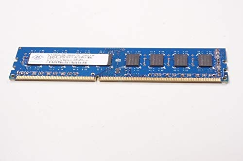 4G NU 4G FMB-I Compatible with K531R8-ETB Replacement for Dell Memo Dual in-LINE Memory Module 1RX8 1600 DDR3