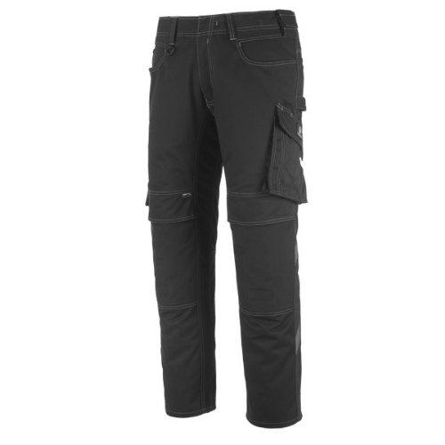 L90cm//C54 Black//Blue Mascot 12479-203-010-90C54Erlangen Trousers