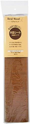 WAKI Real Wood(リアルウッド) カスタムオーク 46X90cm 1枚入り