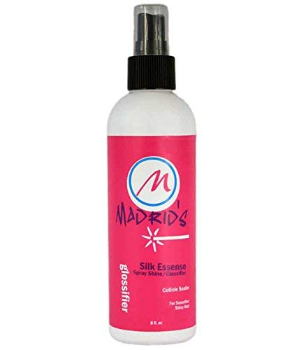 - Madrid's Silk Essence Spray Shine - Glossifier 8 oz.