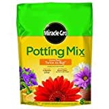 Scotts Organics 76278300 Miracle-Gro Potting Mix