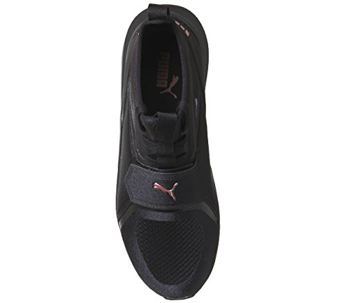Noir Phenom Baskets Puma Femme Mode IqxgPxnCw