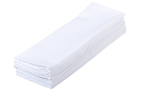 The 8 best white cotton napkins for sale