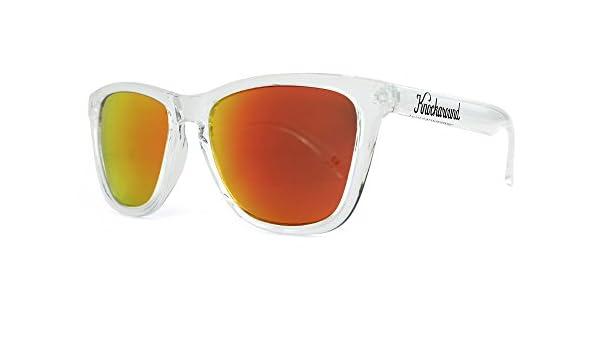 Gafas de sol Knockaround Classic Premium Clear / Sunset ...