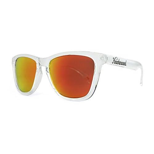 a30eeb4893 Caliente de la venta Gafas de sol Knockaround Classic Premium Clear / Sunset