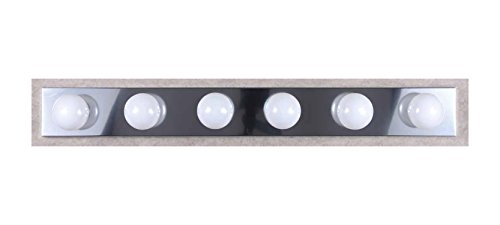 Volume Lighting V1026-3 6-Light Bath Bracket - Bracket Bathroom Light