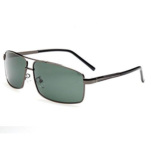 ZHOUKE Mens Fashion Cool Sunglasses with Polarized Lenses - Sunglasses Tacchini