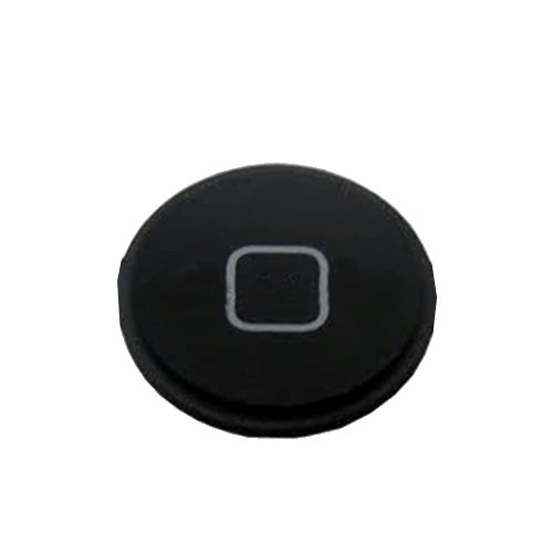 BisLinks For Apple iPod Touch 4th Gen 4G Home Button Key Black Replacement Part (Touch Keypad Ipod)