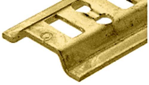 C.R. LAURENCE 3322552 CRL Brass KV233 Series 48