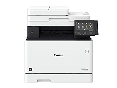 Canon Office Products MF733Cdw imageCLASS Wireless Color Printer with Scanner, Copier & Fax