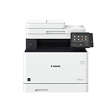 Canon Color imageCLASS MF733Cdw All in One, Wireless, Duplex Laser Printer (Comes with 3 Year Limited Warranty)