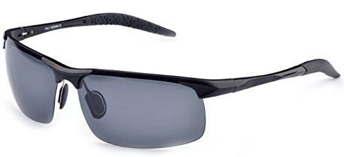 Aluminum Magnesium Polarizing grey Summer Sunglasses Nice for - Riding Glasses Online