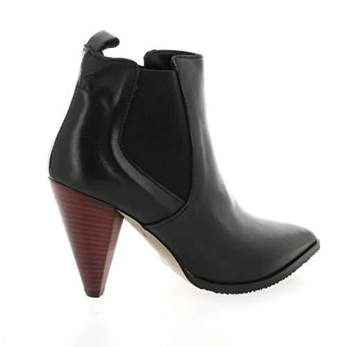 Cuir Pao Pao Cuir Boots Boots Cuir Noir Boots Pao Pao Noir Cuir Boots Noir 1xUEXE