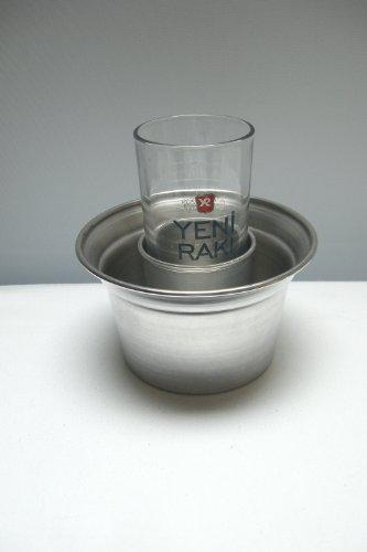 Raki Glas Kühler raki glass cooler Ehl-i Keyif Raki sogutma bardagi