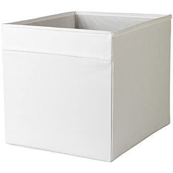 Merveilleux Ikea Foldable Storage Box, White