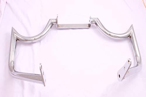 (USA CL15-4 Chrome Big Bar Engine Guard Highway Crash Bar for Yamaha V-Star 1100 Classsic)