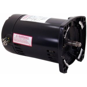 2 hp 3450rpm 48Y Frame 230/460 volts 3 Phase Square Flange Pool Pump Replacement Motor AO Smith (Three Phase Motor Efficiency)